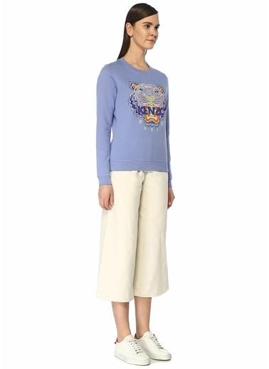 Kenzo Sweatshirt Lila